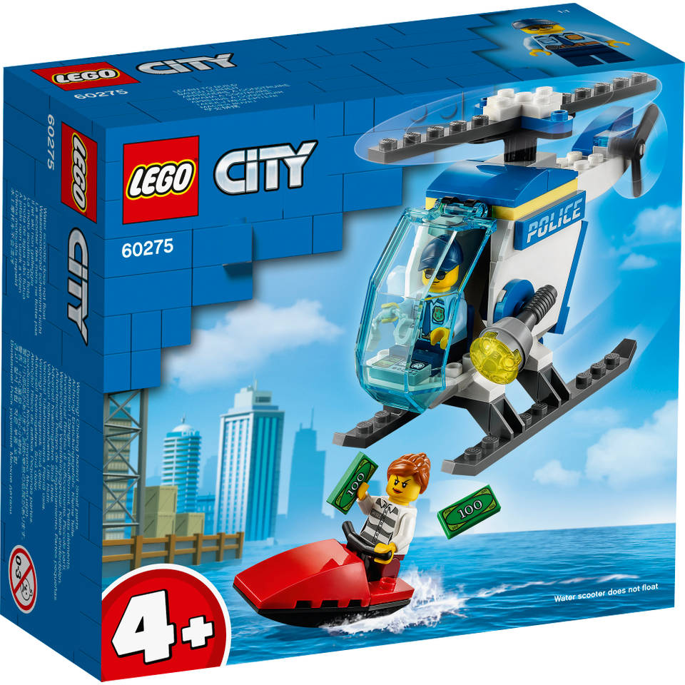 LEGO City politiehelikopter 60275