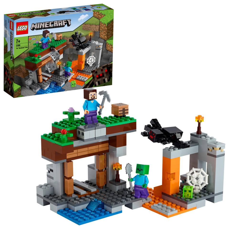 LEGO Minecraft de verlaten mijn 21166