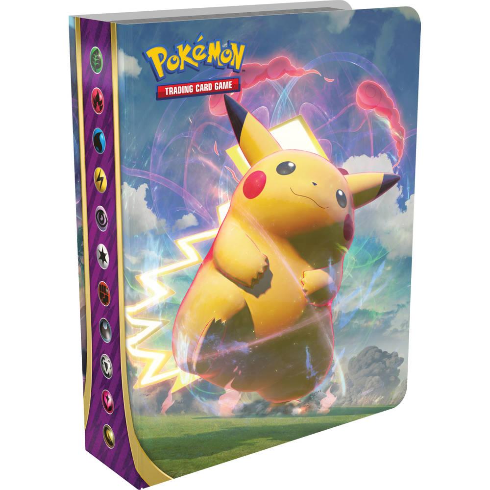 Pokémon TCG Sword & Shield Vivid Voltage mini portfolio en booster pack