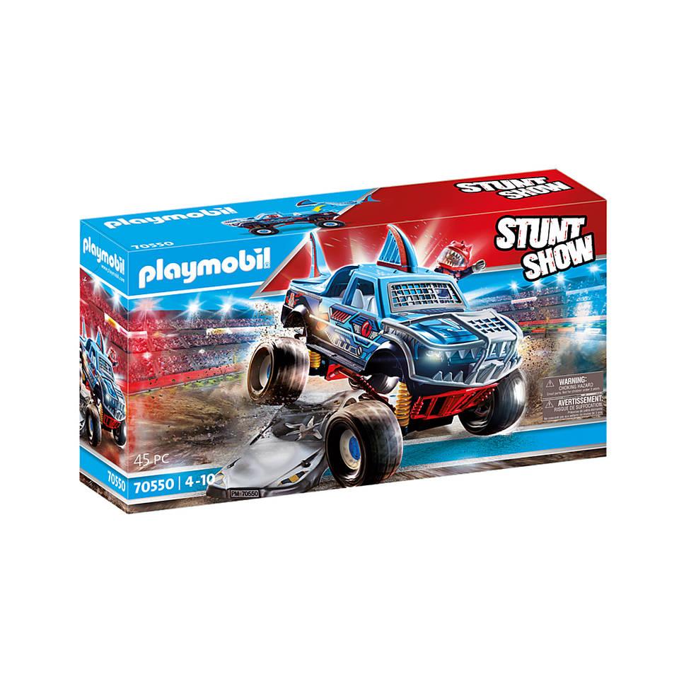 PLAYMOBIL Stuntshow monstertruck Haai 70550