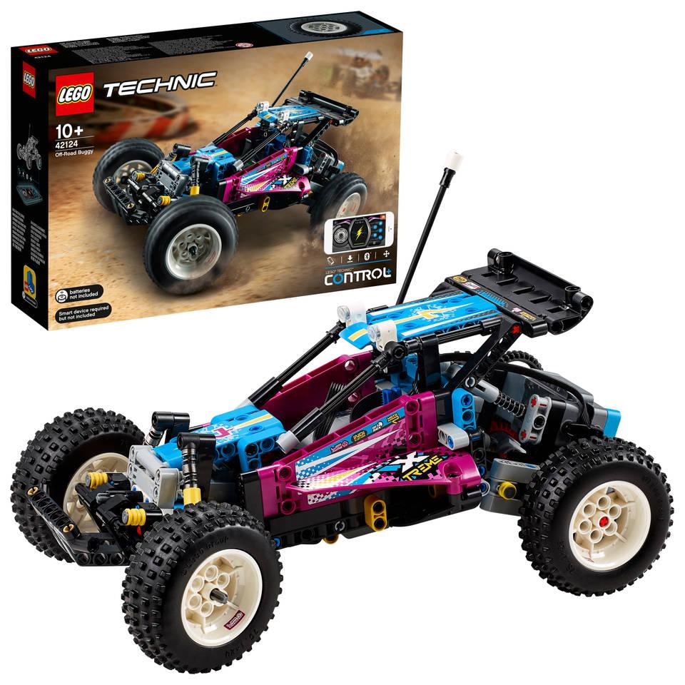 LEGO Technic terreinbuggy 42124