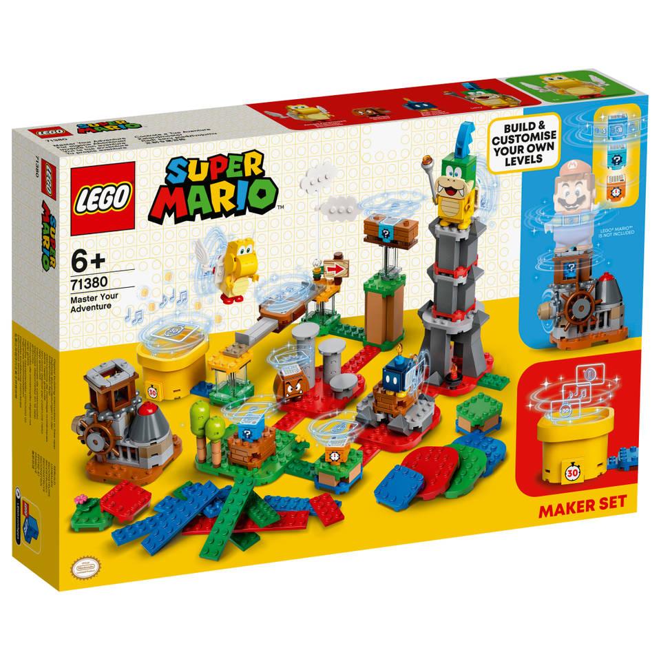 LEGO Super Mario Makersset Beheers je avonturen 71380