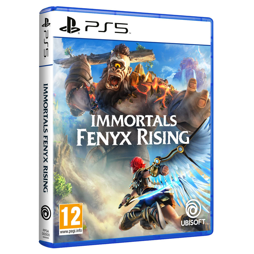 PS5 Immortals Fenyx Rising