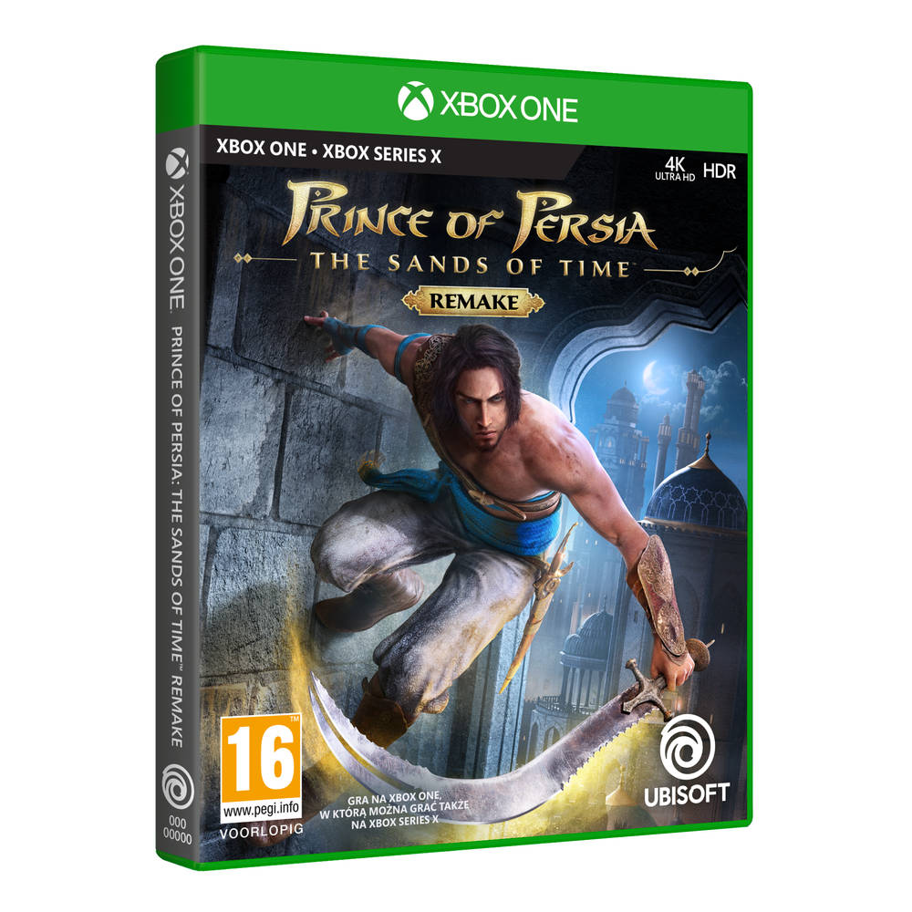 Xbox Series X & Xbox One Prince of Persia: The Sands of Time Remake