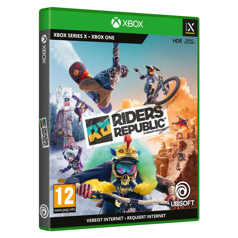 Xbox Series X & Xbox One Riders Republic