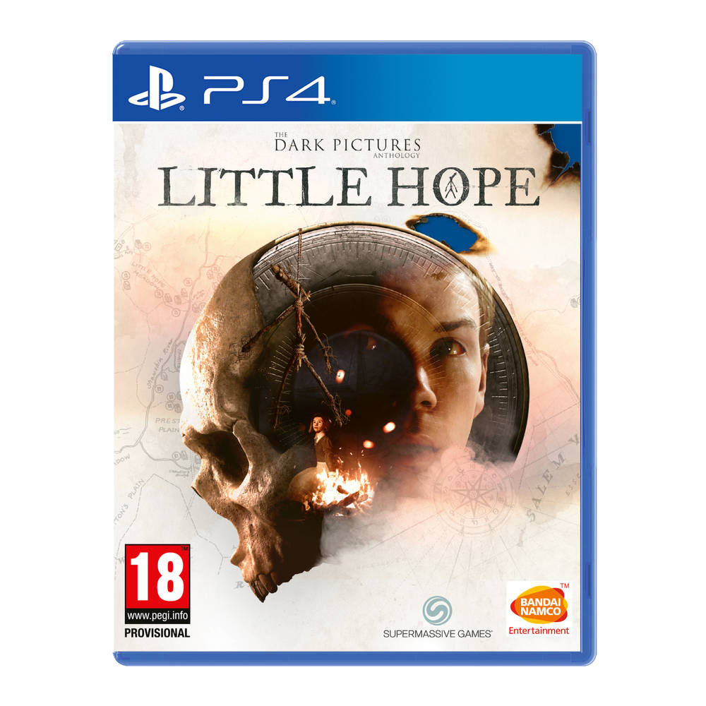 PS4 The Dark Pictures Anthology: Little Hope