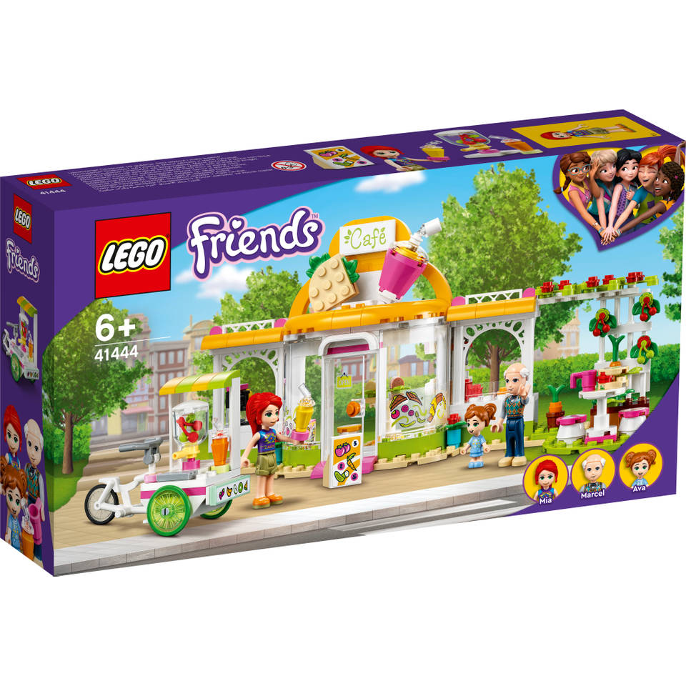 LEGO Friends Heartlake City biologisch café 41444