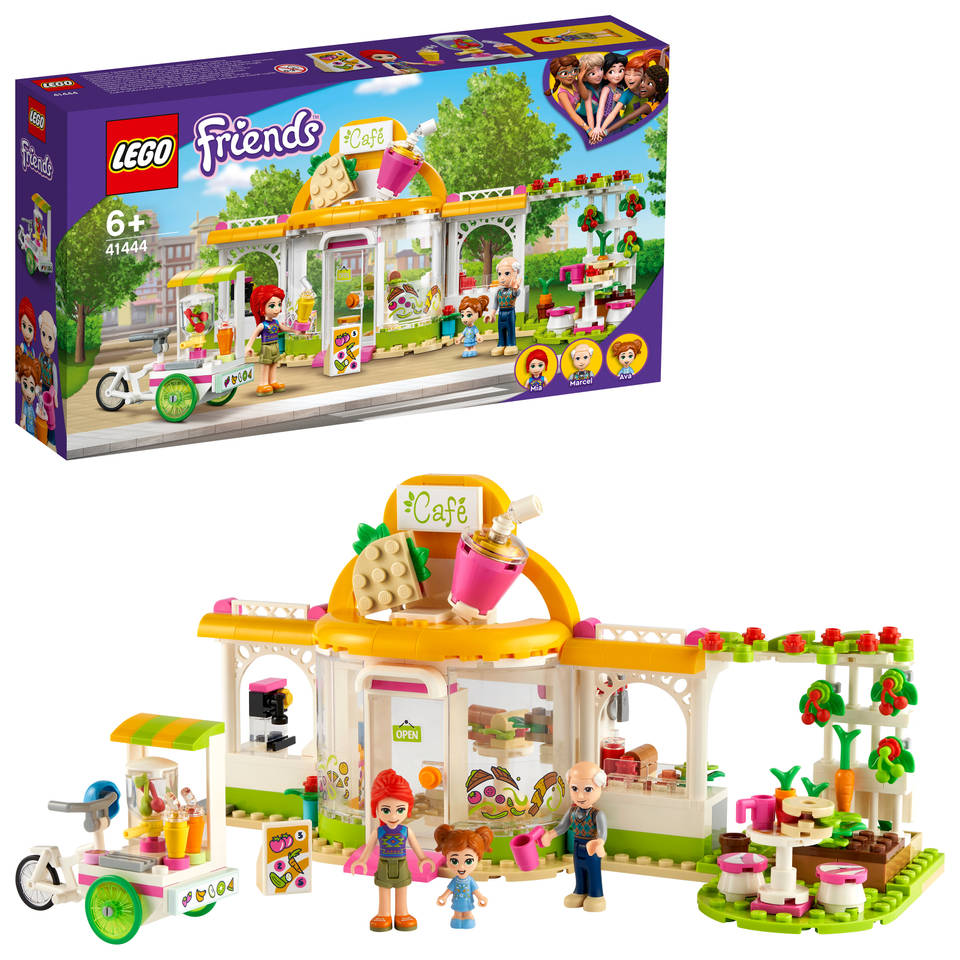 LEGO Friends Heartlake City biologisch café 41444
