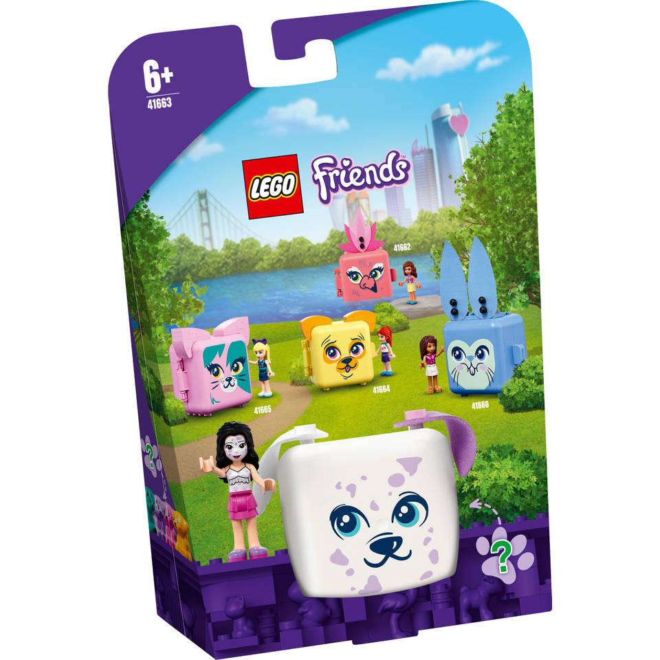 LEGO Friends Emma's Dalmatiërkubus 41663