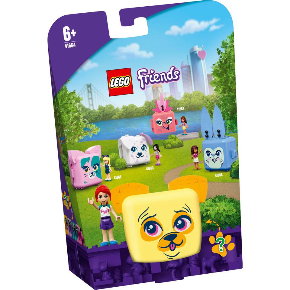 LEGO Friends Mia's Pugkubus 41664