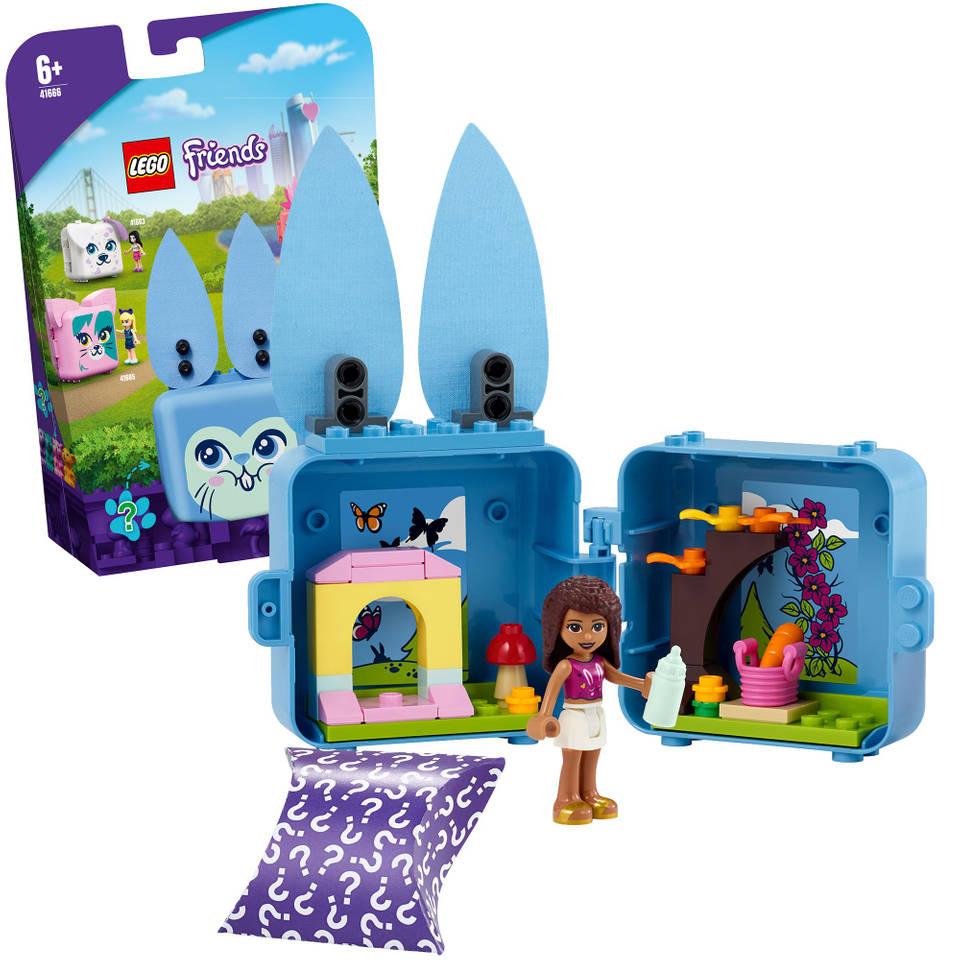 LEGO Friends Andrea's konijnenkubus 41666