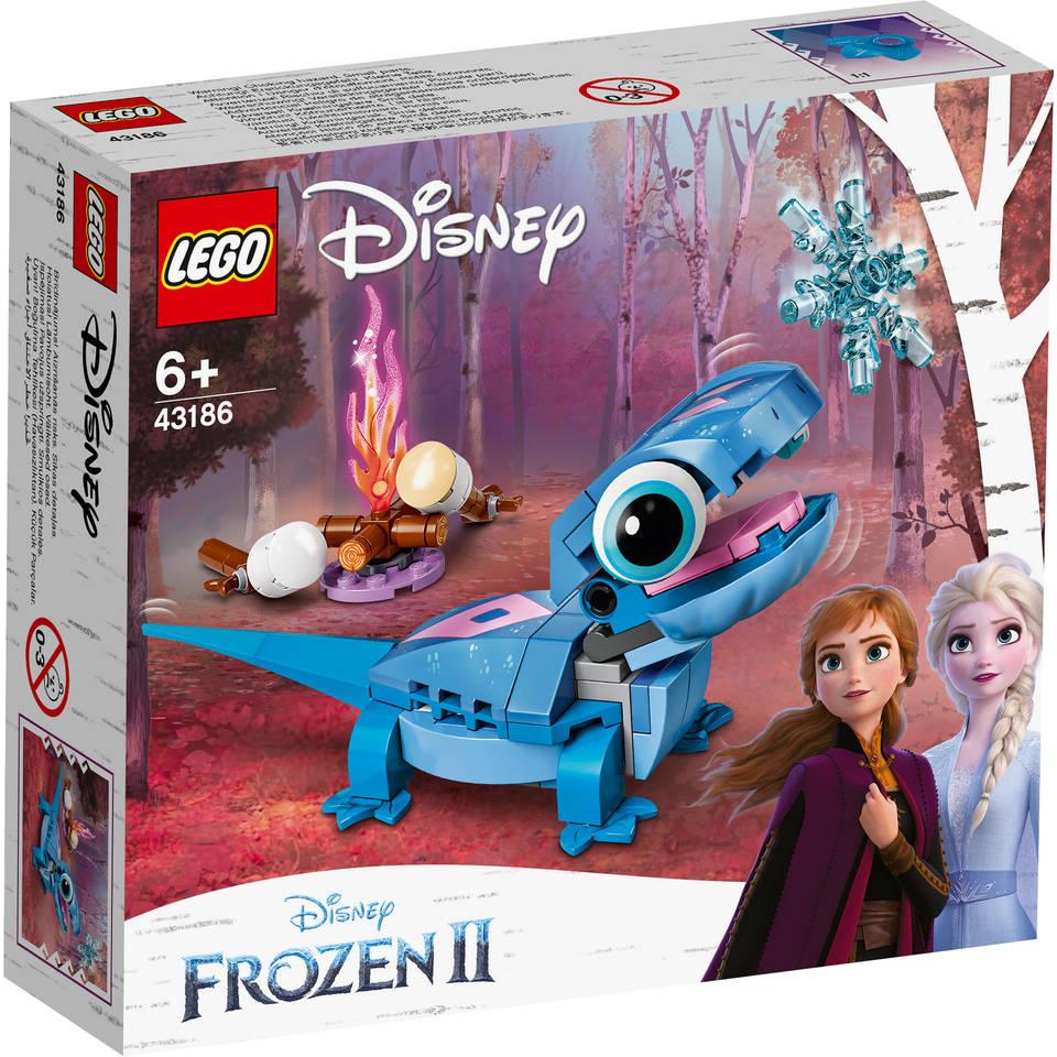 LEGO Disney Princess Bruni de salamander 43186