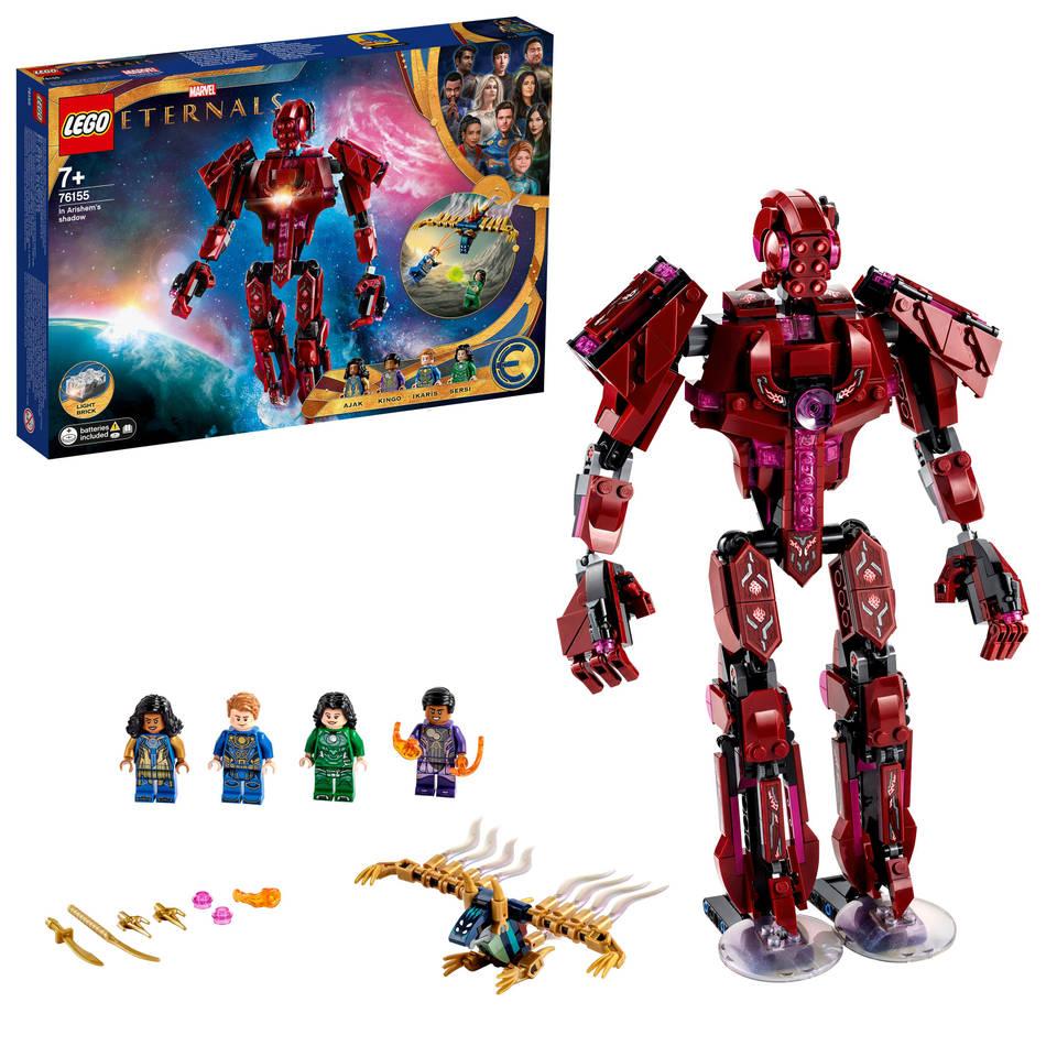 LEGO Marvel Super Heroes Eternals in de schaduw van Arishem 76155