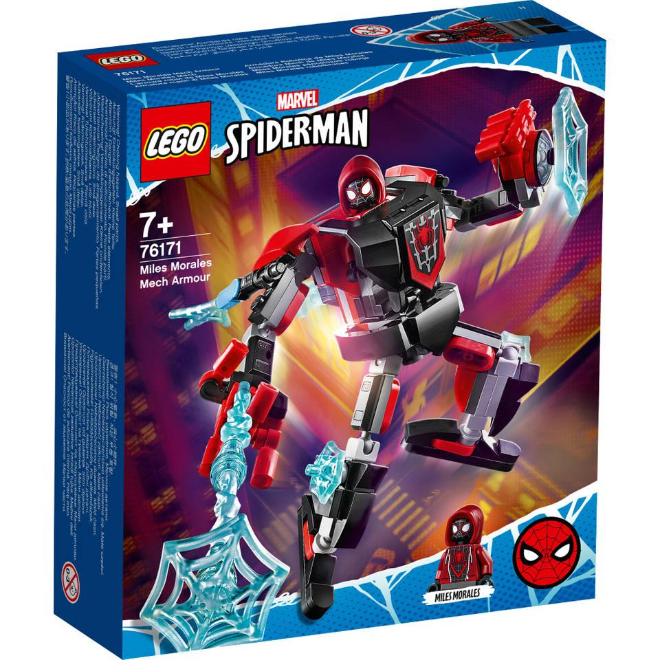LEGO Marvel Super Heroes Miles Morales mechapantser 76171