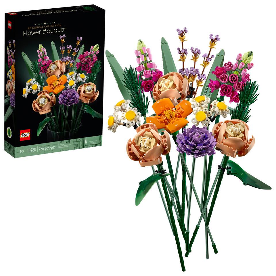LEGO Botanical Collection bloemenboeket 10280