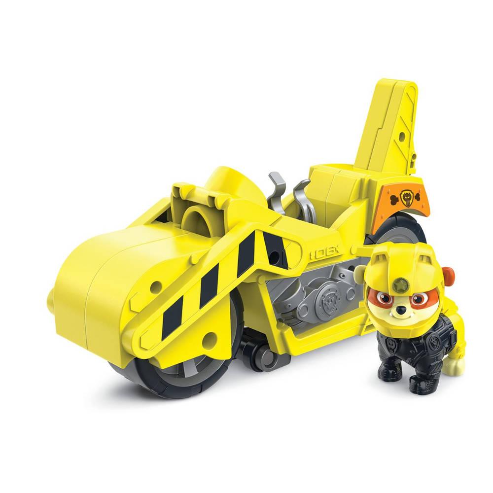 PAW Patrol Moto Pups deluxe terugtrekmotor Rubble