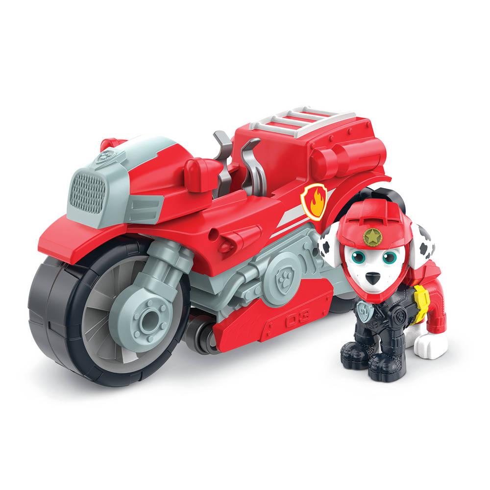 PAW Patrol Moto Pups deluxe terugtrekmotor Marshall