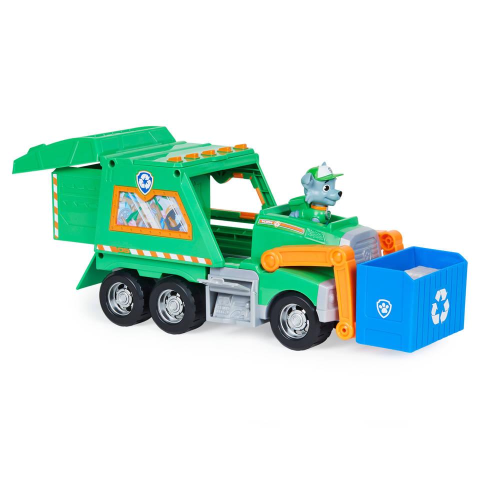 PAW Patrol Rocky Reuse It deluxe truck