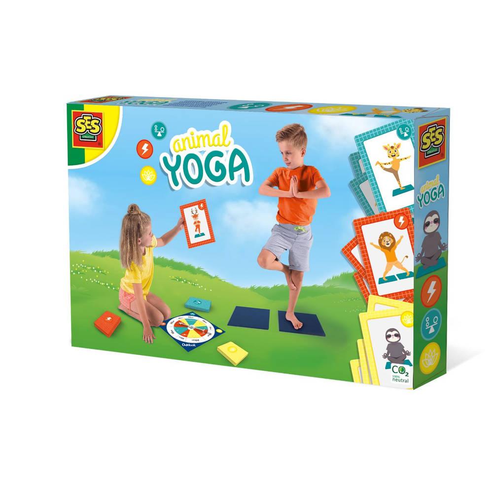 Dieren yoga