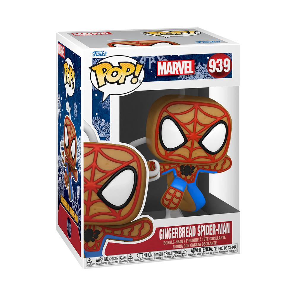 Funko Pop! figuur Marvel Holiday Gingerbread Spider-man
