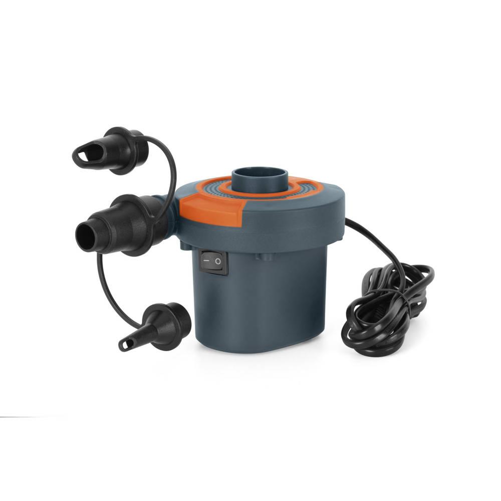 Bestway elektrische pomp met 3 opzetstukken