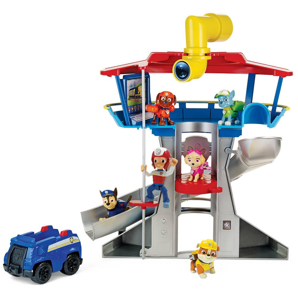 PAW Patrol uitkijktoren set