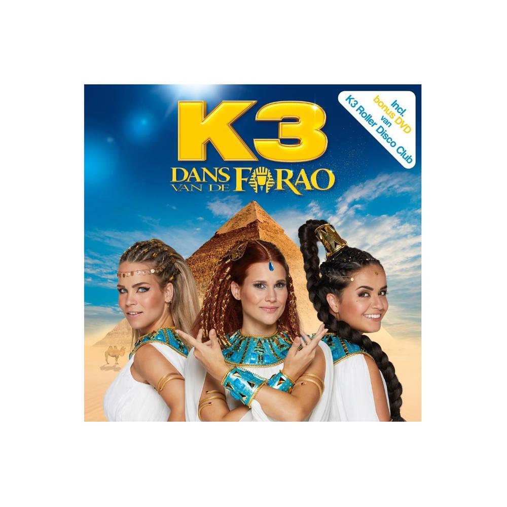 K3 CD Dans van de farao