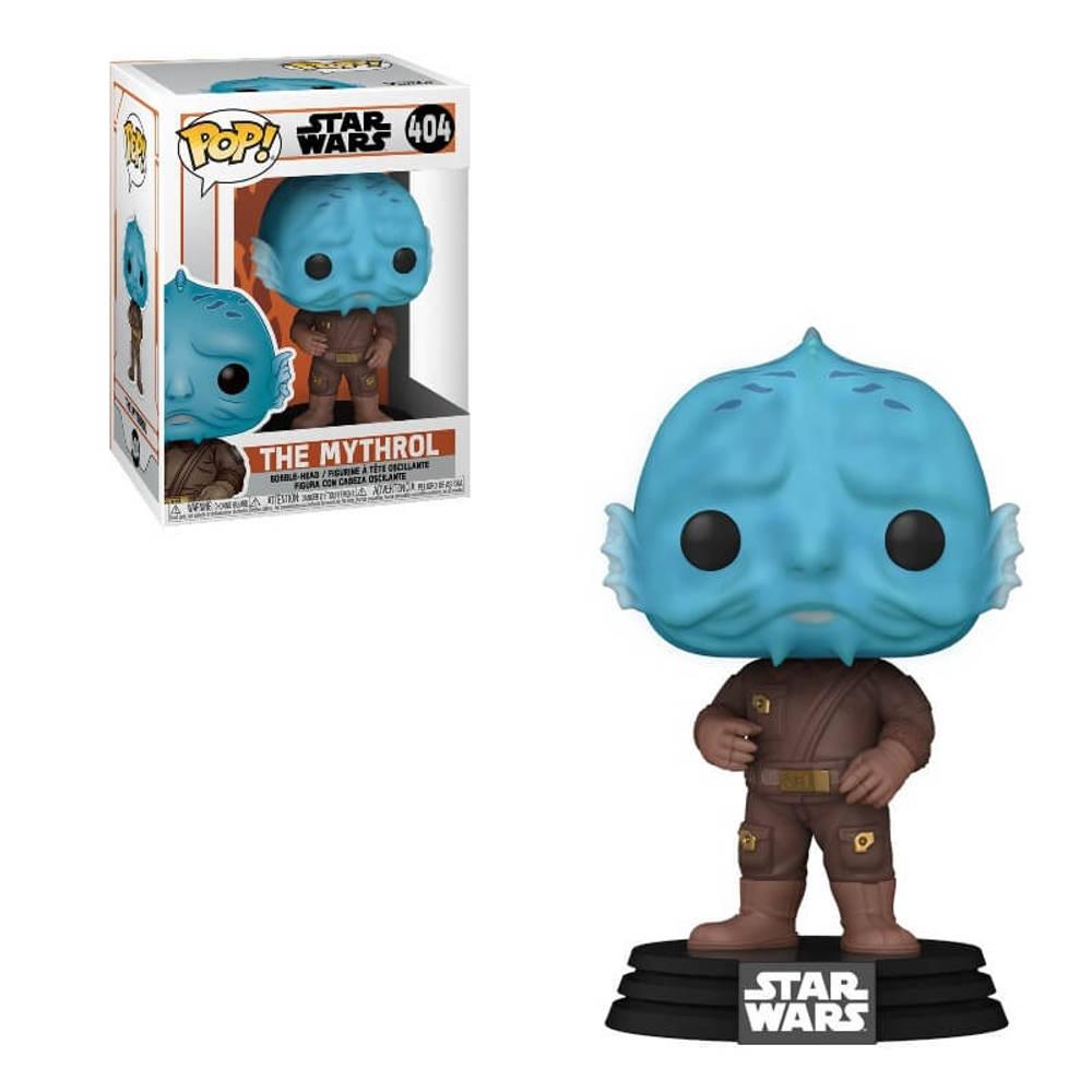 Funko Pop! figuur Star Wars The Mandalorian The Mythrol
