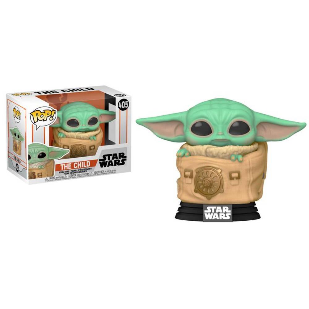 Funko Pop! figuur Star Wars The Mandalorian The Child
