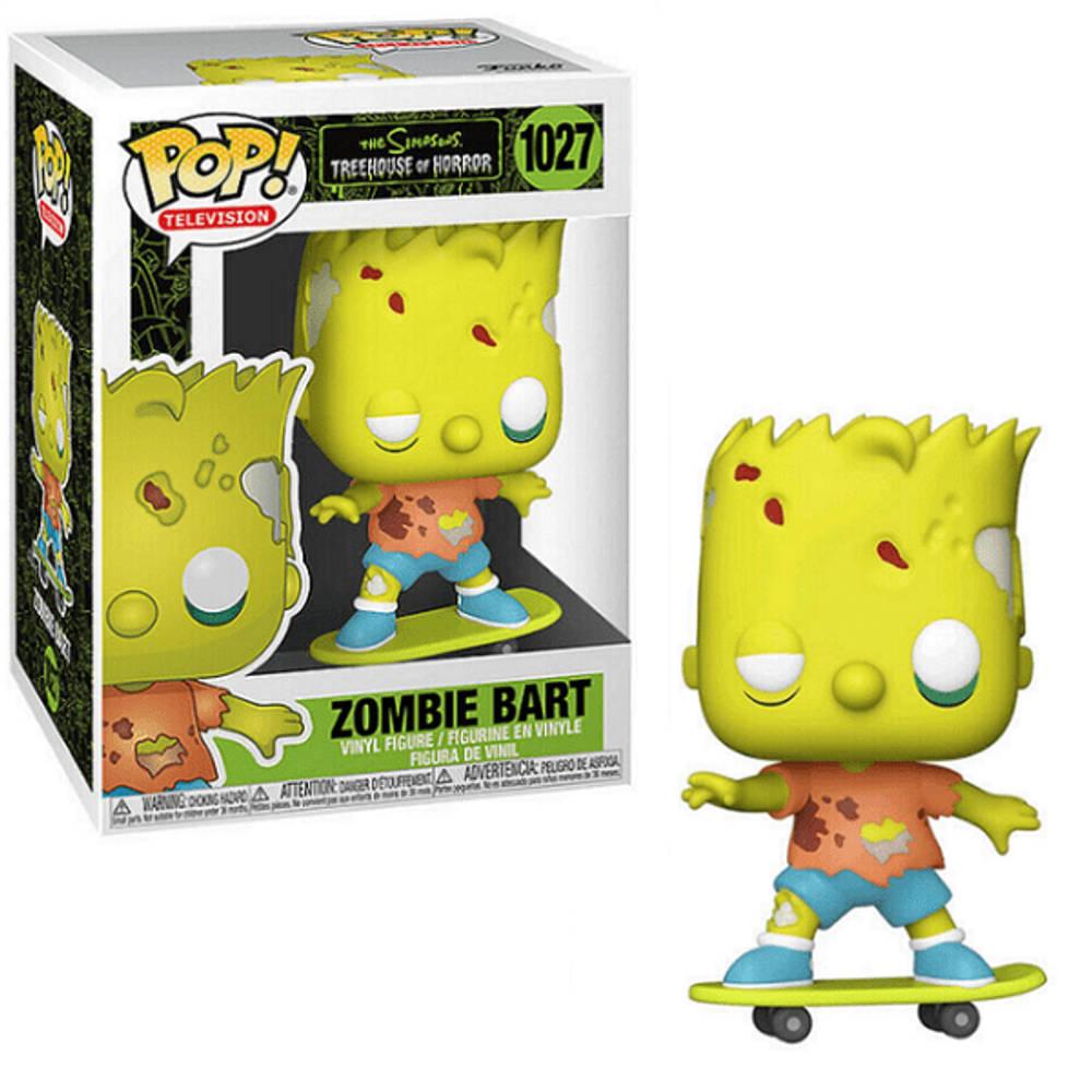 Funko Pop! figuur The Simpsons Zombie Bart