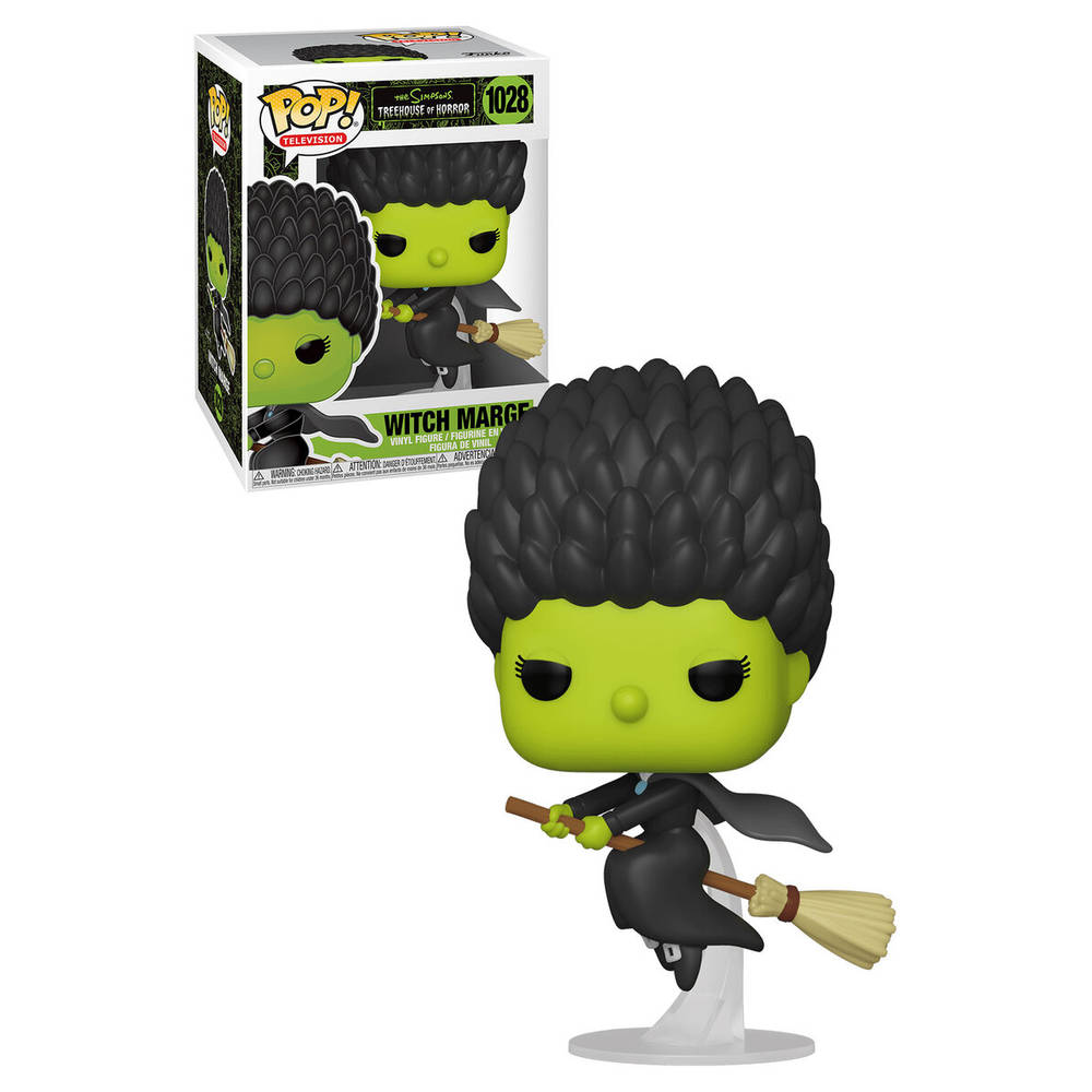Funko Pop! figuur The Simpsons Witch Marge