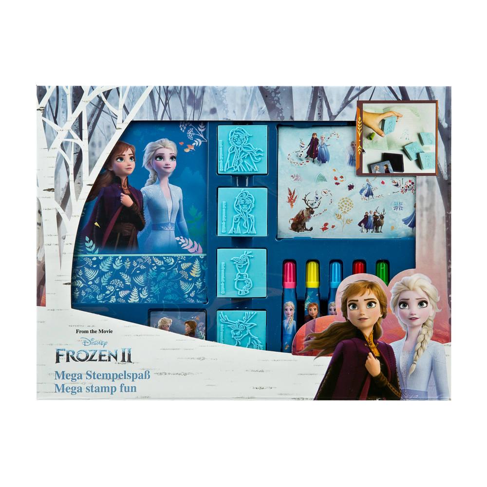 Mega stempelset Disney Frozen