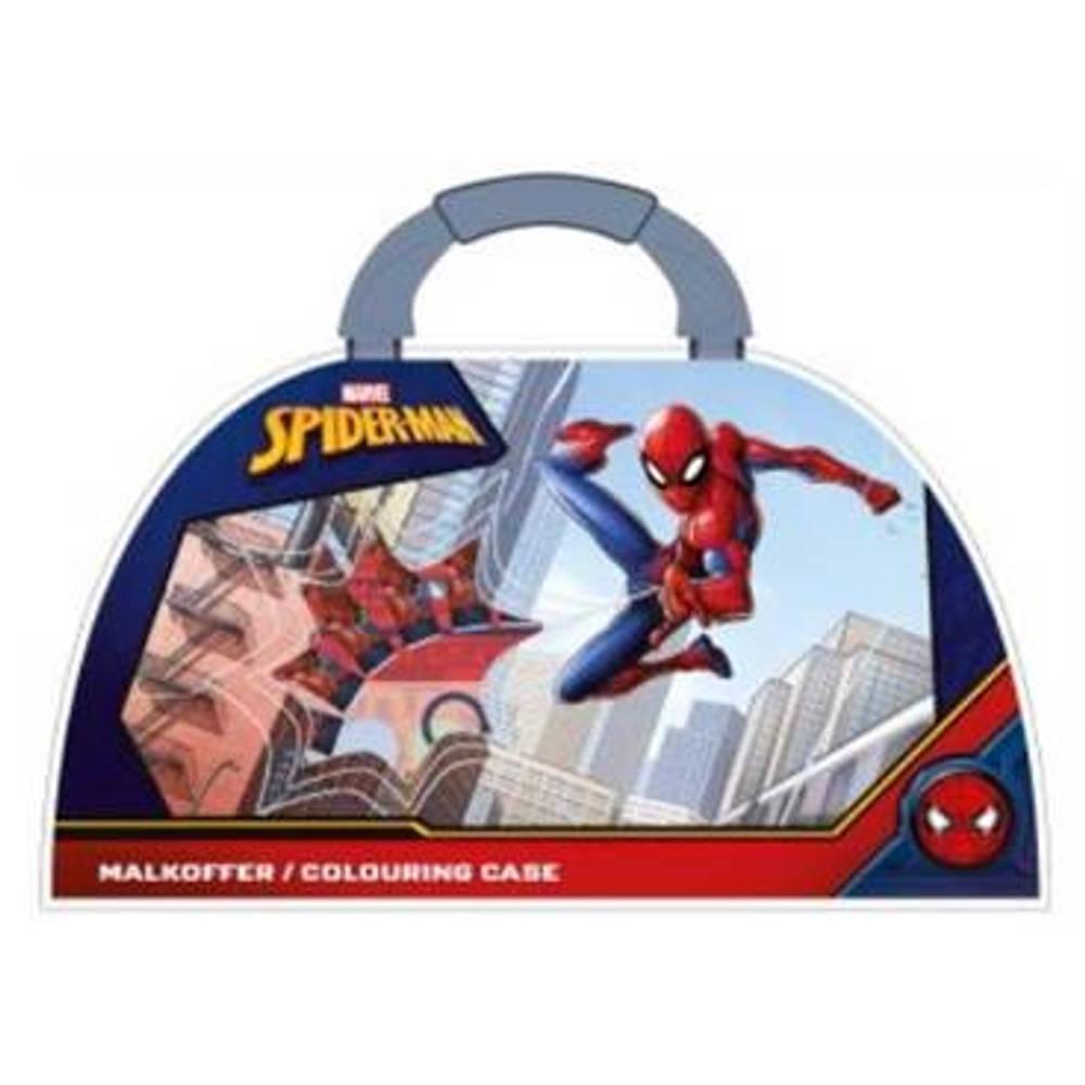 Kleurkoffer Spider-Man