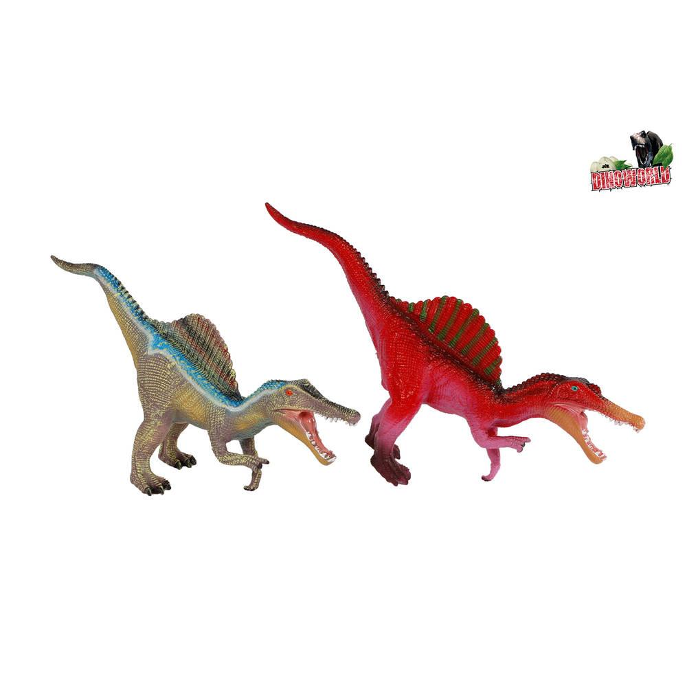 Dinoworld dinosaurus met geluid Spinosaurus - 45 cm