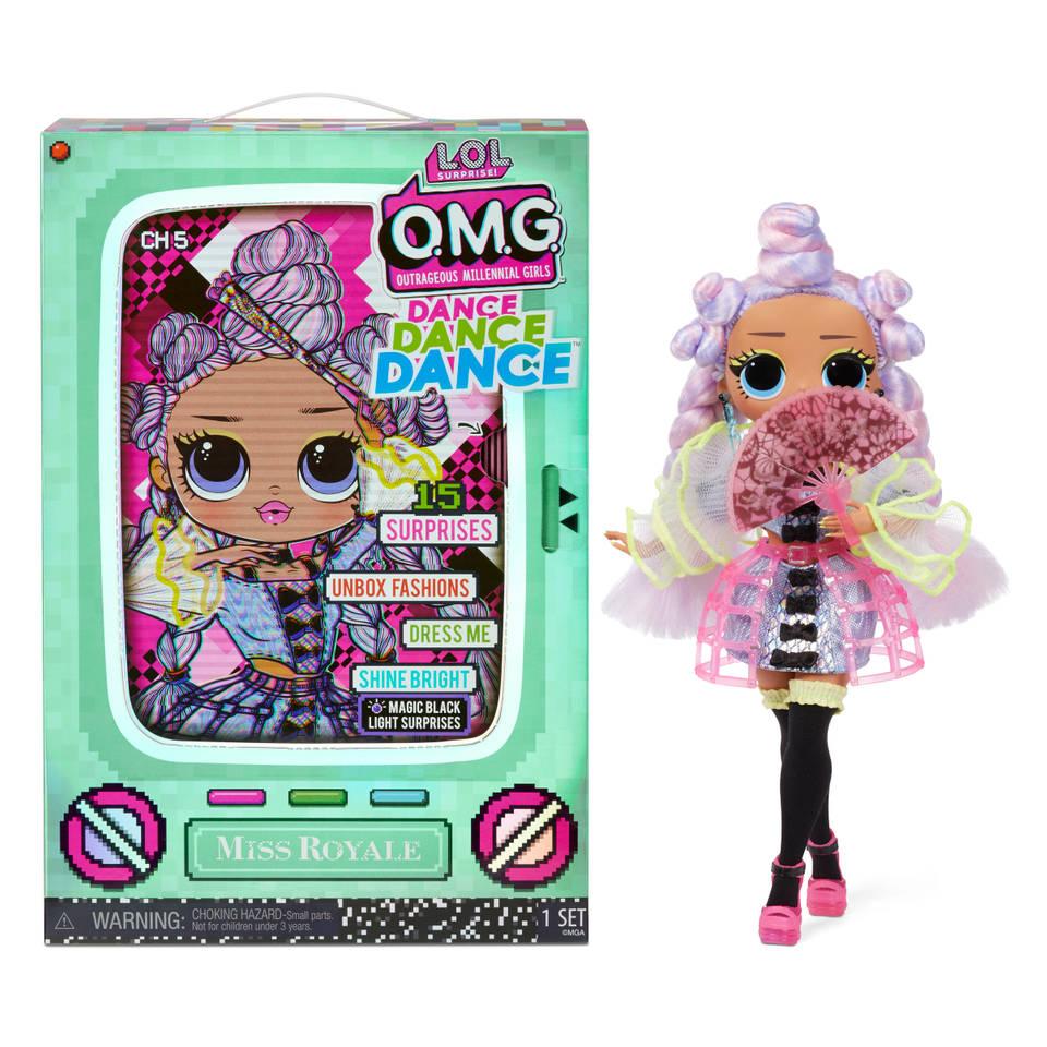 L.O.L. Surprise! O.M.G. Dance pop Miss Royale