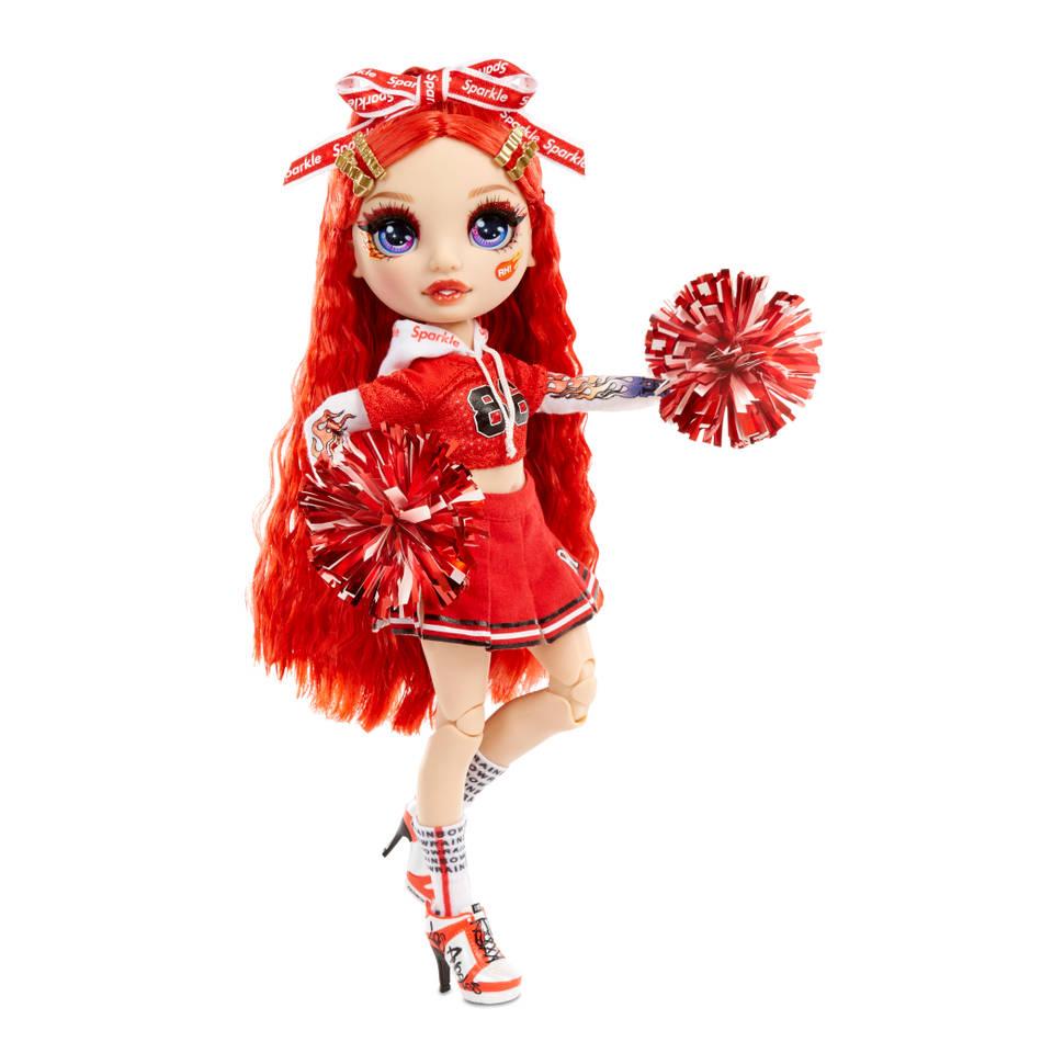 Rainbow High Cheer modepop Ruby Anderson