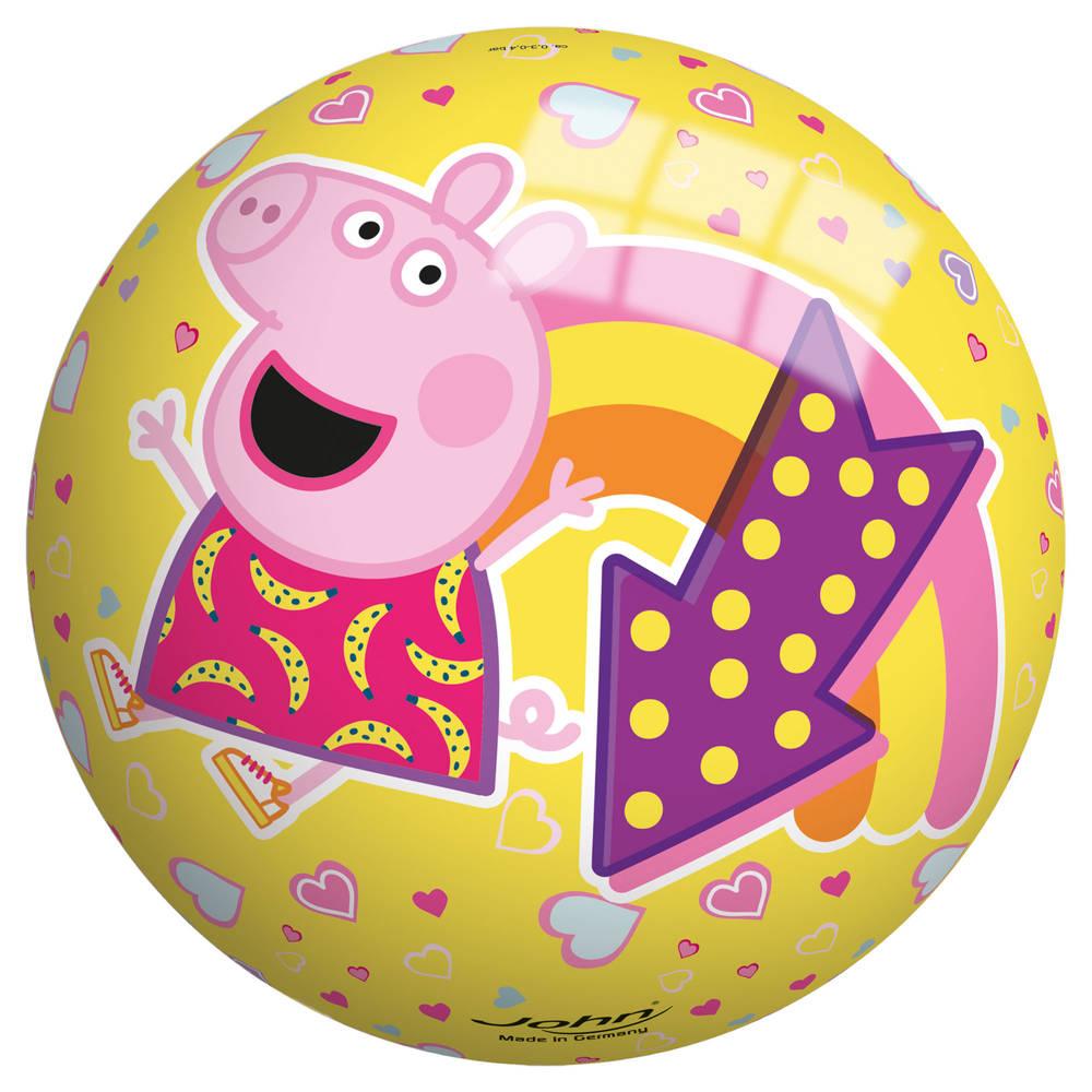 Peppa Pig lakbal - 23 cm
