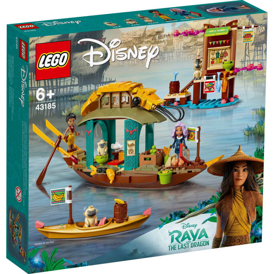 LEGO Disney Princess Bouns boot 43185