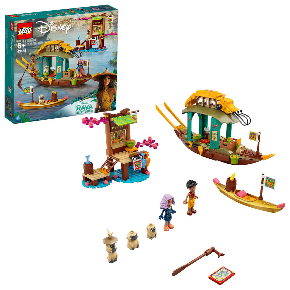 LEGO Disney Princess Bouns boot 43185