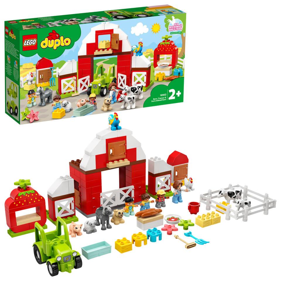 LEGO DUPLO boerderijdieren verzorgen 10952