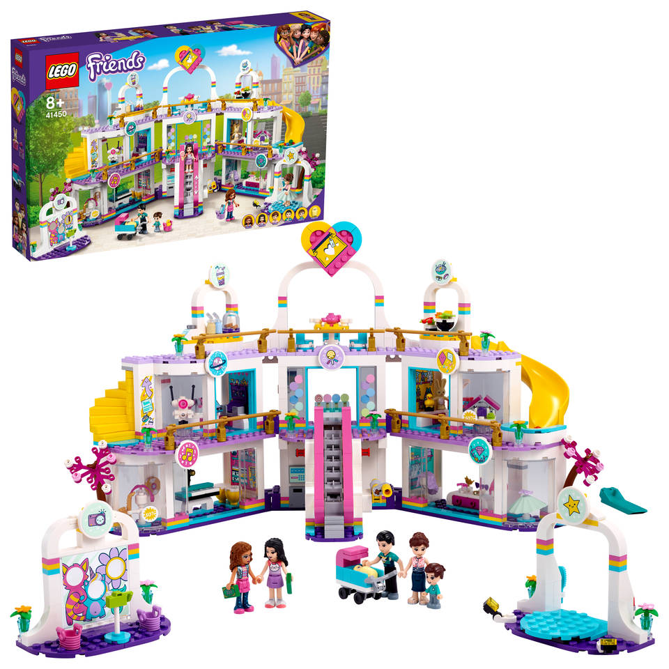LEGO Friends Heartlake City winkelcentrum 41450
