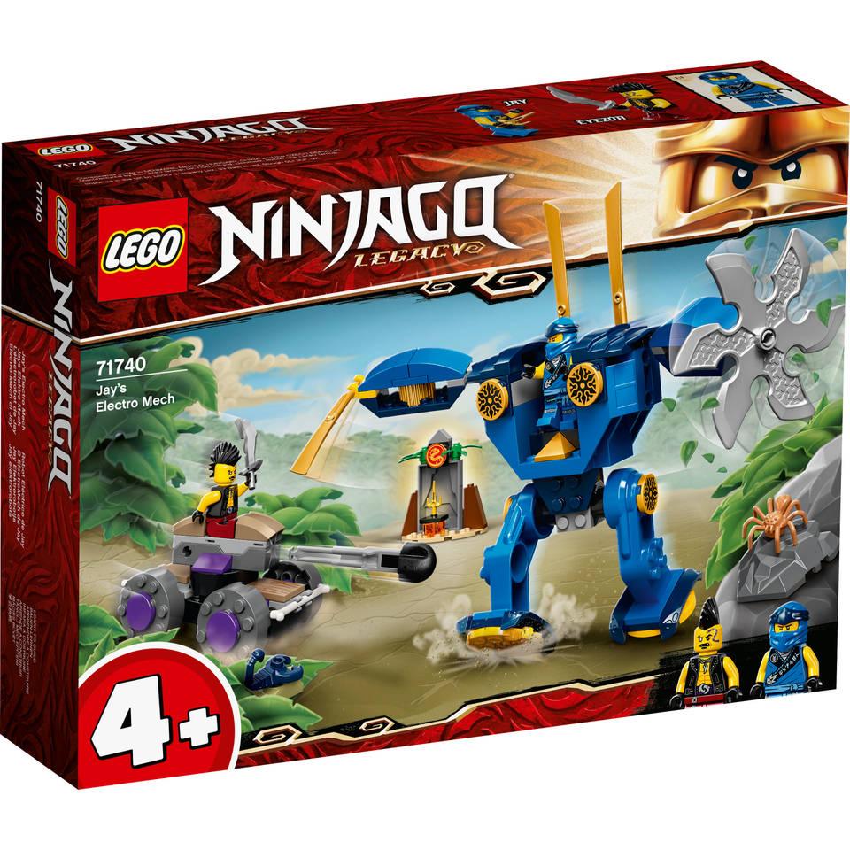 LEGO Ninjago Jay Electro mecha 71740