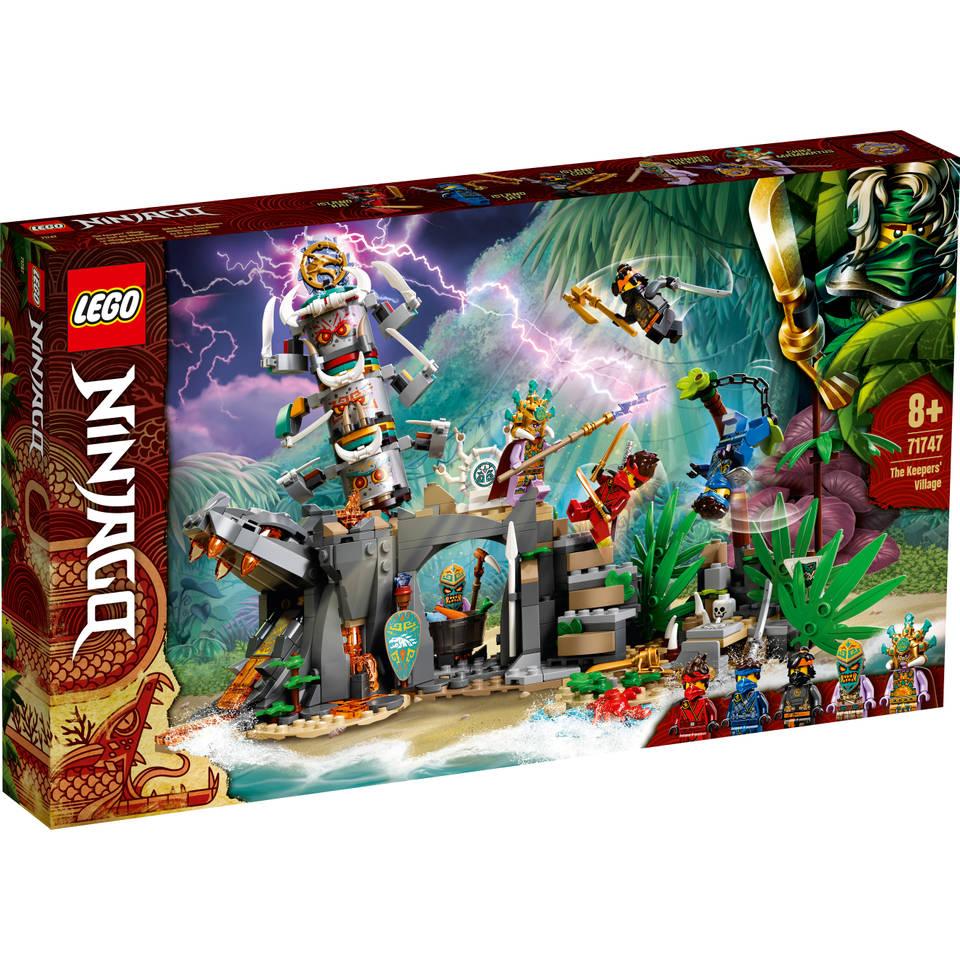 LEGO Ninjago het dorp van de beschermers 71747