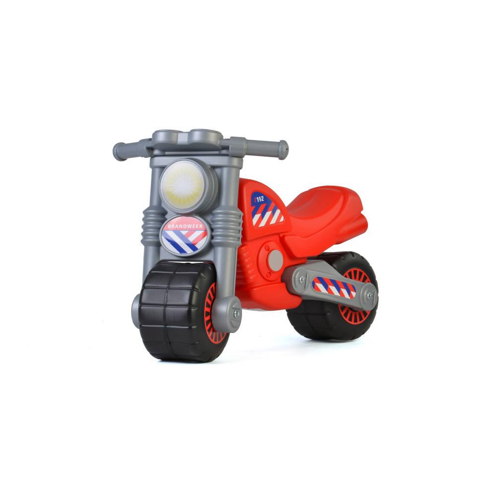 Loopmotor brandweer