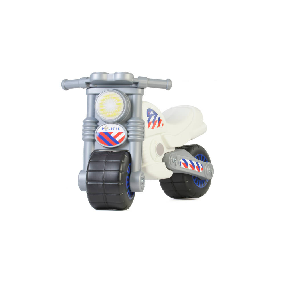 Loopmotor politie