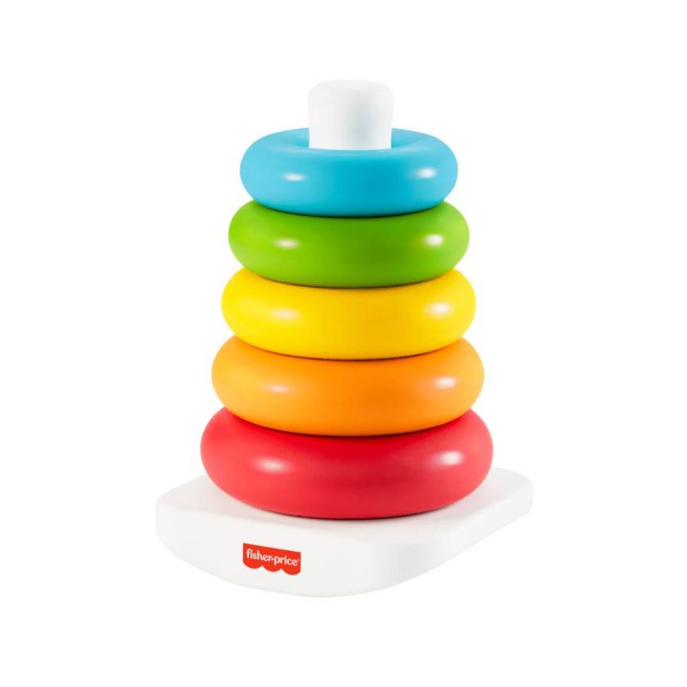 Fisher-Price kleurenringpiramide Eco