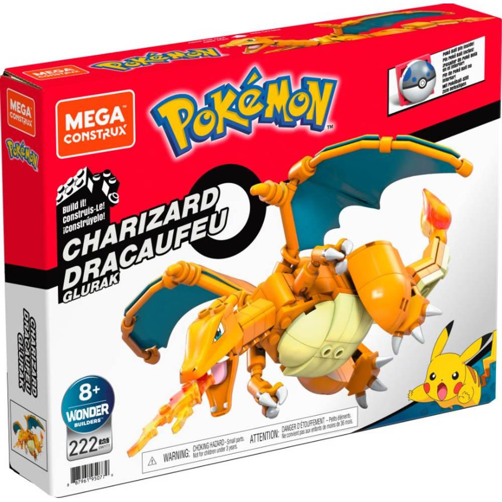 Mega Construx set Pokémon Charizard