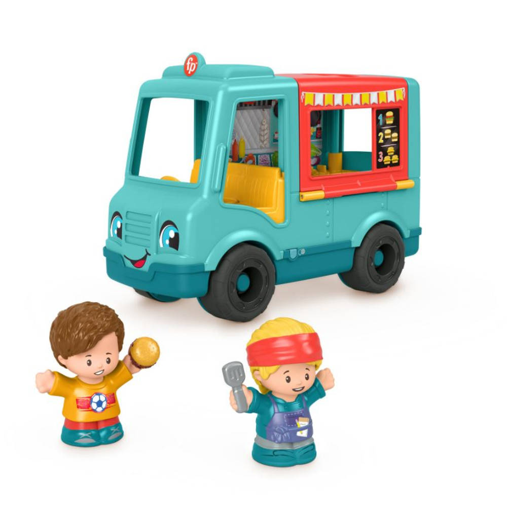 Fisher-Price Little People Service foodtruck