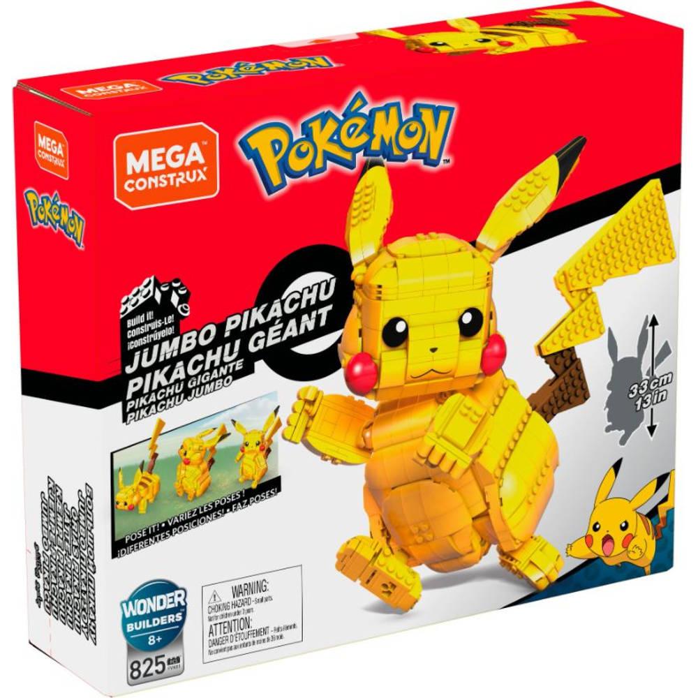 Fisher-Price Mega Construx Pokémon Jumbo Pikachu
