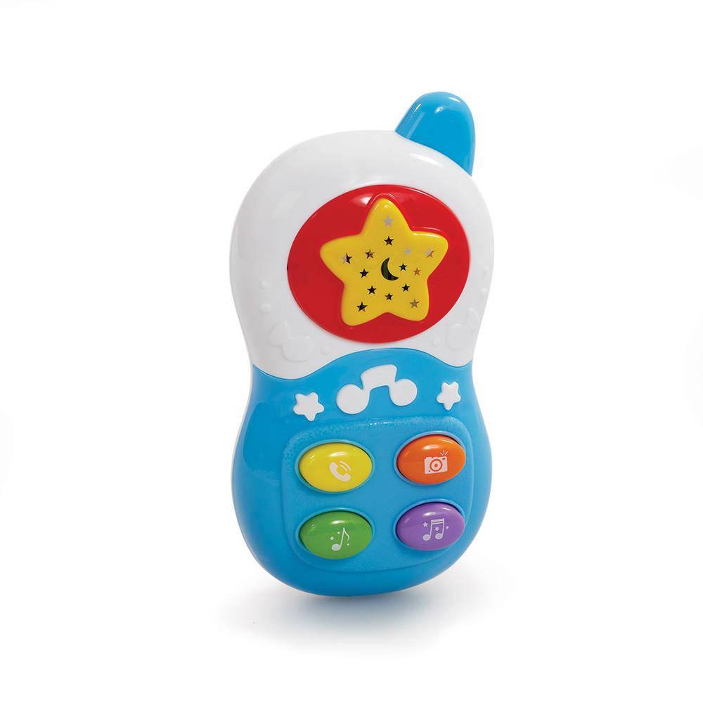 Little Lot baby's eerste telefoon